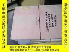 二手書博民逛書店7823罕見555TIMER APPLICATIONS SOUR