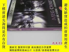 二手書博民逛書店法文原版罕見Missing, Tome 2 : Nom de codeY7215 MEG CABOT HACH