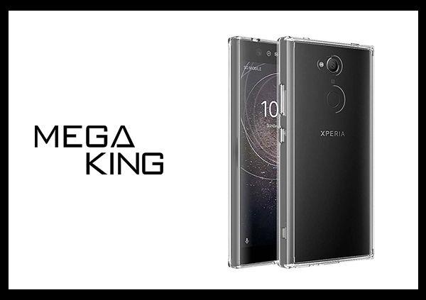 【Mega King】SONY Xperia L2專用 空壓氣墊保護殼