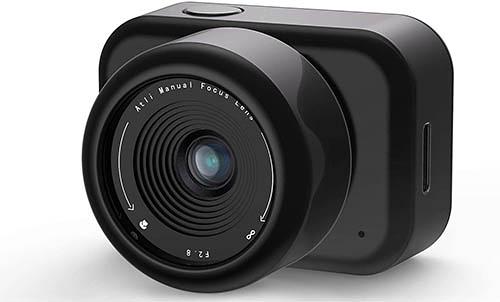 aTLi EON 【美國代購】縮時攝影相機 捕捉自然 建築 iOS/Android 應用程式控制 - 黑色