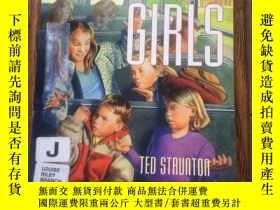 二手書博民逛書店Trouble罕見with GirlsY225930 Ted S