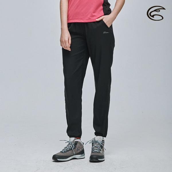 ADISI 女抗UV輕薄吸濕快乾透氣造型長褲 AP2111102 (S-2XL) / 吸排快乾 輕薄透氣 防曬 休閒褲