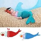 *甜蜜蜜親子童裝*可愛《海星美人魚》寶寶造型套裝((三件組))