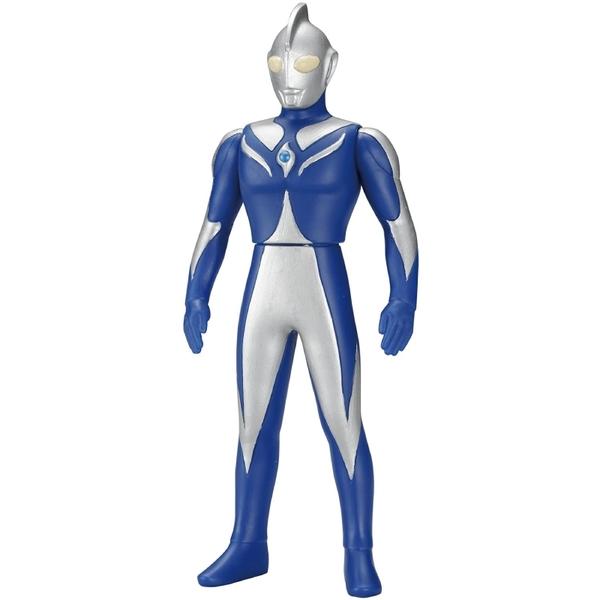 超人力霸王500系列軟膠 高斯月神模式
