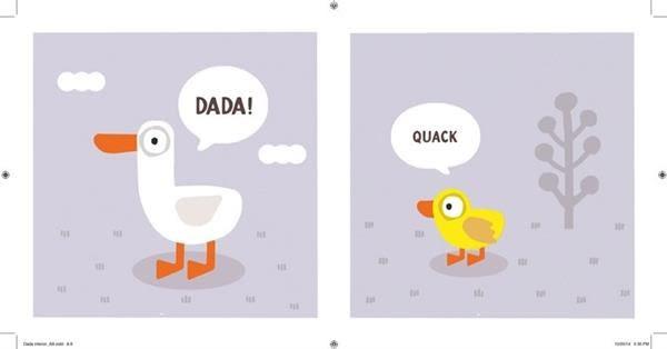 【幼兒啟蒙硬頁書】DADA / 硬頁書 (寶寶開口學習說....)