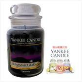 YANKEE CANDLE 香氛蠟燭-吉力馬扎(買623g送104g)