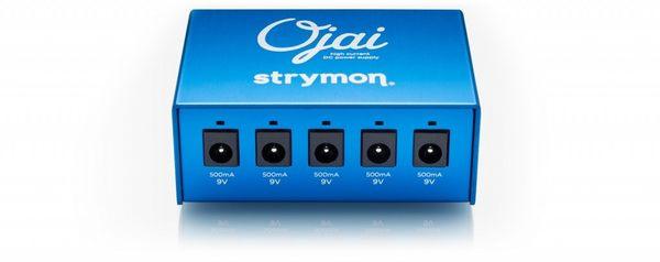 美國 Strymon Ojai 效果器 電源供應器 台灣總代理 公司貨