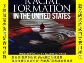 二手書博民逛書店Racial罕見Formation In The United