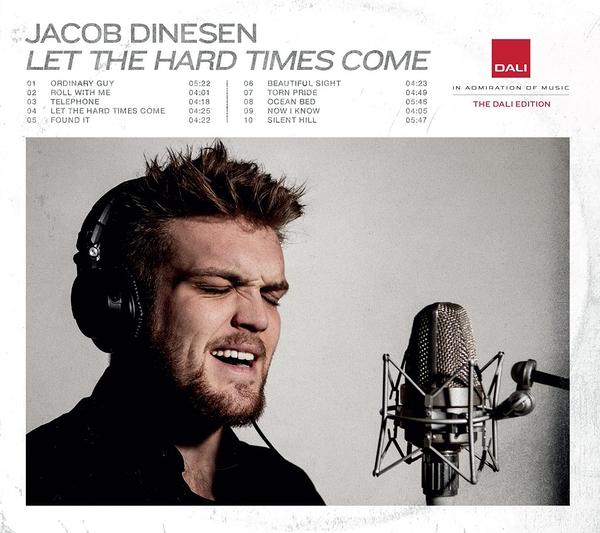 【停看聽音響唱片】【CD】Jacob Dinesen / Let The Hard Times Come (DALI Edition)