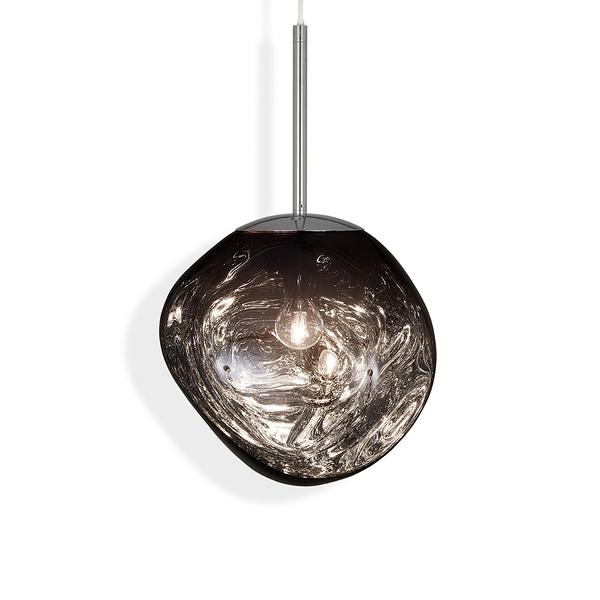 英國 Tom Dixon Melt Mini Suspension Lamp in Smoke 30cm 熔岩 前衛 吊燈 小尺寸 - 煙熏色款