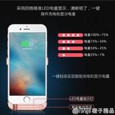 IPHONE6S適用于蘋果7/8PLUS充電寶背夾電池7P手機殼式6SP后蓋器 (橙子精品)