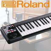 【非凡樂器】Roland A-49 可攜式控制鍵盤 / 黑色款 / 公司貨保固