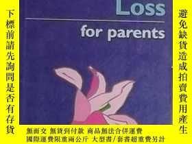 二手書博民逛書店英文原版罕見Coping with Loss for Paren