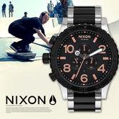 NIXON  A083-2051 CHRONO  巨型潛水錶 熱賣中!