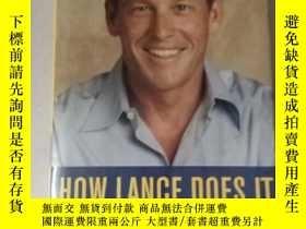二手書博民逛書店HOW罕見LANCE DOES ITY17747 HOW LAN