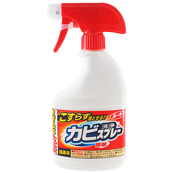 日本 第一石鹼 浴室清潔噴霧 (400ml) 除霉 紅噴頭◎花町愛漂亮◎HE