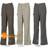Wildland 荒野 81319-兩色 女Supplex 透氣抗UV長褲 XL大尺碼