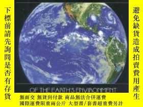 二手書博民逛書店Satellite罕見Observations Of The Earth s Environment: Accel
