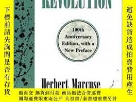 二手書博民逛書店Reason罕見And RevolutionY364682 Herbert Marcuse Humanity