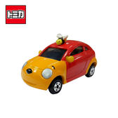 Dream Tomica 多美小汽車 DMA-02 小熊維尼車