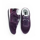 TOP GIRL 亮麗女孩運動鞋-深紫緞面