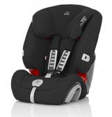 【愛吾兒】Britax EVOLVA 1-2-3 PLUS 1-12 歲安全座椅 黑色