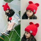 韓版小孩帽子2-4-6歲女童帽子公主帽秋兒童百搭鴨舌帽可愛棒球帽