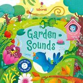 Touchy-Feely Sound Books:Garden Sounds 花園聲音 觸摸有聲書