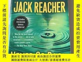 二手書博民逛書店LEE罕見CHILD A JACK REACHER NOVEL