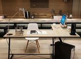 電腦桌家用台式辦公桌現代簡約轉角書桌書架組合經濟型省空間桌子 igo CY潮流站