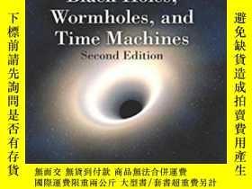 二手書博民逛書店Black罕見Holes, Wormholes And Time
