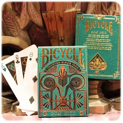 【USPCC撲克】Bicycle Goat Deco playing card