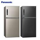 『Panasonic』 ☆ 國際牌 二門650L新一級鋼板電冰箱 NR-B659TV (含基本安裝+舊機回收)