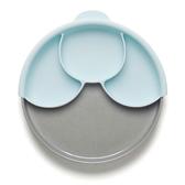 MINIWARE 天然寶貝碗 天然寶貝分隔餐盤組 芝麻薄荷