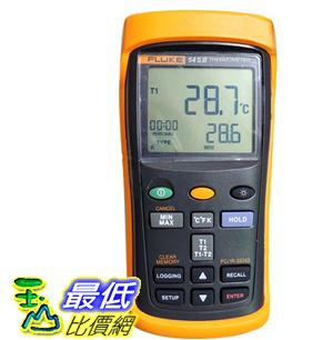 [玉山最低比價網] FLUKE/福祿克 54-IIB 溫度計 手持接觸型測溫儀