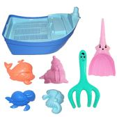 兒童仿真沙灘玩具套裝海邊戲水洗澡小桶沙漏