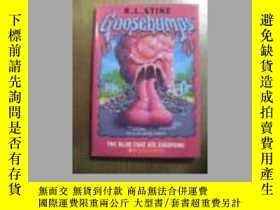 二手書博民逛書店Goosebumps:罕見THE BLOB THAT ATE E