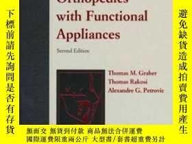 二手書博民逛書店Dentofacial罕見Orthopedics with Functional Appliances-功能矯治器