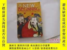 二手書博民逛書店A罕見NEW BEGINNING:CUSTOMS OF THE