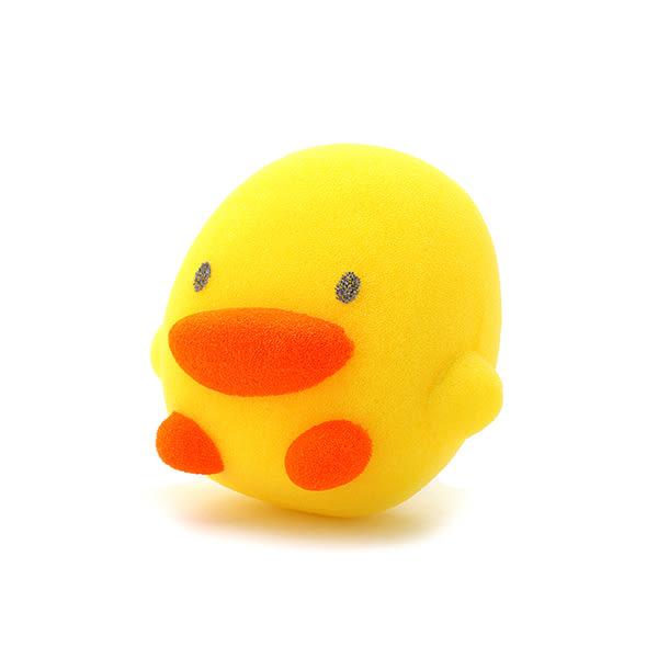 『121婦嬰用品館』黃色小鴨 造型沐浴海綿