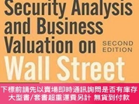 二手書博民逛書店【罕見】Security Analysis And Business Valuation On Wall Stre