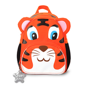 Tiger Family幼兒透氣減壓背包 - 老虎湯米(小)