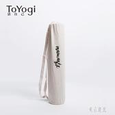 瑜伽帆布包女大容量運動健身瑜珈背包套袋子瑜伽墊收納包 FX2042 【東京潮流】