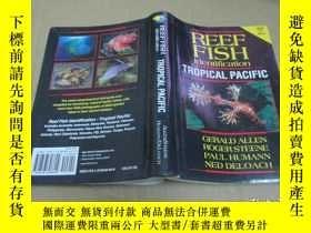 二手書博民逛書店Reef罕見Fish Identification - Tropical Pacific【NEW 2nd Edit