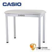 卡西歐原廠 Casio BC-18 白色鋼琴椅 BC18