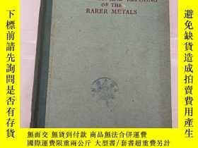 二手書博民逛書店extraction罕見and refining of the