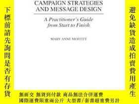 二手書博民逛書店Campaign罕見Strategies And Message