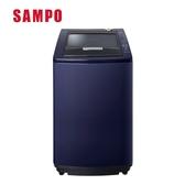 【SAMPO 聲寶】18公斤單槽定頻洗衣機 ES-L18V(B1)