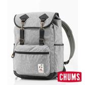 CHUMS 日本 Bozeman Flap 後背包 灰色-CH602736G005