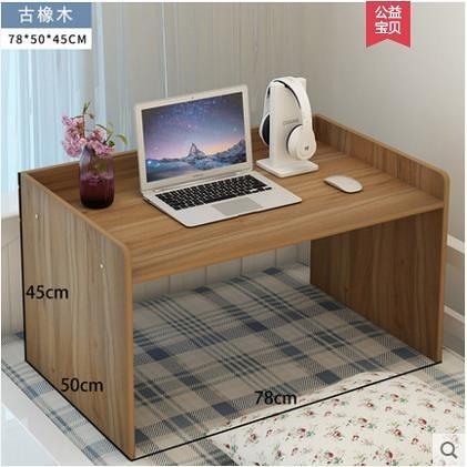 床上書桌宿舍床上電腦懶人桌寢室床上台式桌學生宿舍台式電腦床桌  蘿莉小腳丫